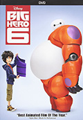 Big Hero Six DVD