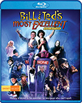 Bill and Ted's Excellent Adventure Bluray