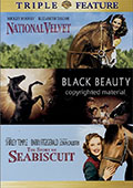Black Beauty Triple Feature DVD