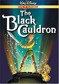 Black Cauldron Gold Collection DVD
