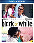 Black or White Bluray