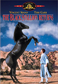 The Black Stallion Returns DVD