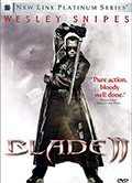 Blade II Special Edition DVD