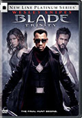 Blade Trinity Theatrical DVD