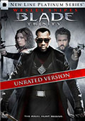 Blade Trinity Unrated DVD