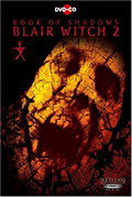 Blair Witch 2: Book of Shadows DVD