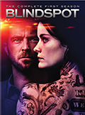 Blindspot: Season 1 DVD
