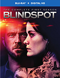 Blindspot: Season 1 Bluray