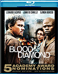 Blood Diamond Bluray