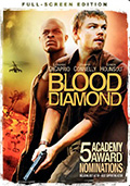 Blood Diamond Fullscreen DVD