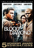 Blood Diamond Special Edition DVD