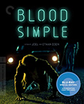 Blood Simple Criterion Collection Bluray