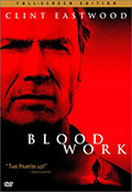 Blood Work Fullscreen DVD