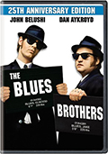 The Blues Brothers Fullscreen 25th Anniversary Edition DVD