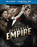 Boardwalk Empire The Complete Series Disc