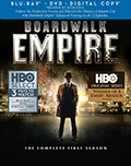 Boardwalk Empire: Season 1 Bluray