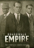 Boardwalk Empire: Season 4 DVD