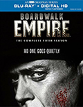 Boardwalk Empire: Season 5 Bluray