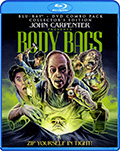 Body Bags Combo Pack DVD