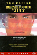 Born on the 4th of July DVD