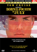 Born on the 4th of July DTS DVD