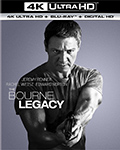 The Bourne Legacy UltraHD Bluray