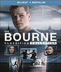 Bourne Classified Collection Bonus DVD