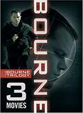 The Bourne Trilogy DVD