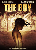 The Boy DVD