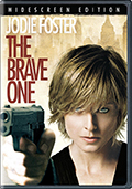 The Brave One Widescreen DVD