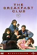 The Breakfast Club DVD