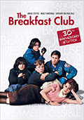 The Breakfast Club 30th Anniversary Edition DVD