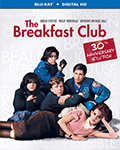 The Breakfast Club 30th Anniversary Edition Bluray