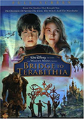 Bridge To Terabithia Fullscreen DVD