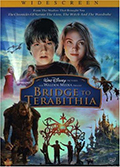 Bridge To Terabithia Widescreen DVD