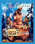 Brother Bear Combo Pack DVD