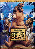 Brother Bear Special Edition DVD