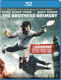 The Brothers Grimsby Bluray