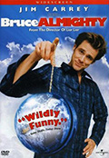 Bruce Almighty Widescreen DVD