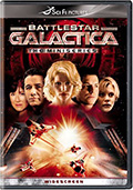 Battlestar Galactica The Mini-Series DVD