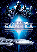 Battlestar Galactica Re-release The Complete Series DVD