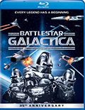 Battlestar Galactica Bluray