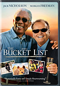 Bucket List Fullscreen DVD