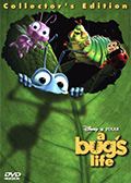 A Bug's Life Collector's Edition DVD