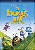 A Bug's Life Collector's Edition Re-release DVD