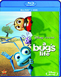 A Bug's Life Combo Pack DVD