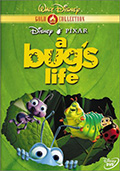 A Bug's Life Gold Collection DVD