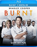 Burnt Bluray