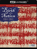 The Birth of a Nation UltraHD Bluray