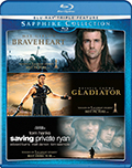 Triple Feature Collection Bluray